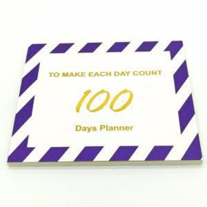 100-tage-planer-lila