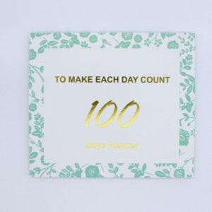 planer 100 tage grün