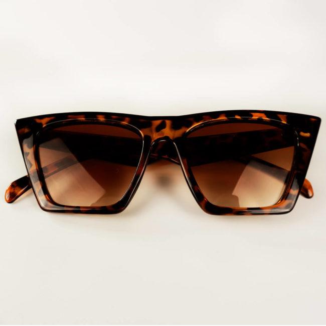 sonnenbrille edge leopard